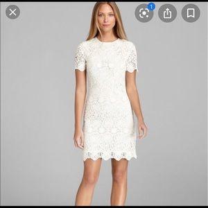 Tory Burch Ivory Dress, size M.